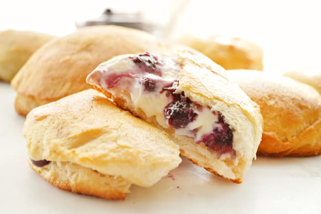 Blueberry Biscuit Bombs Photo