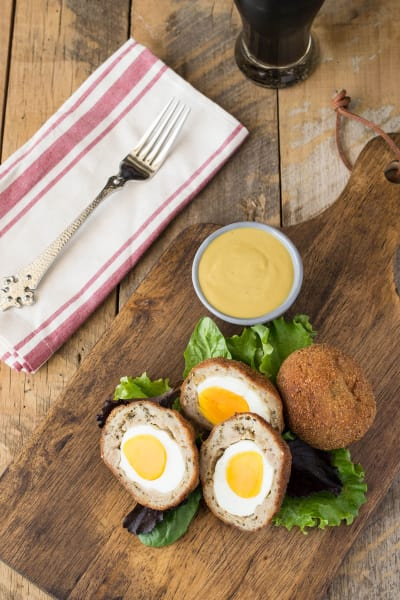 Scotch Eggs Image
