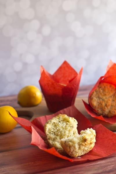 Lemon Poppyseed Muffins Picture