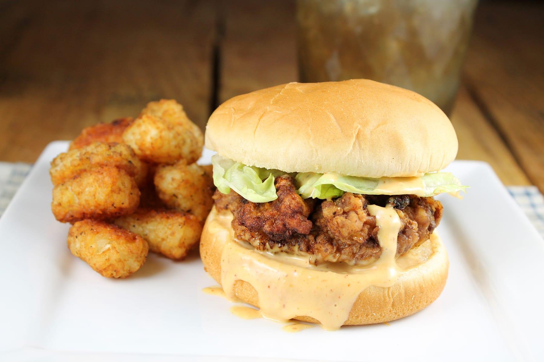 Chicken fried steak sandwiches food fanatic forumfinder Choice Image