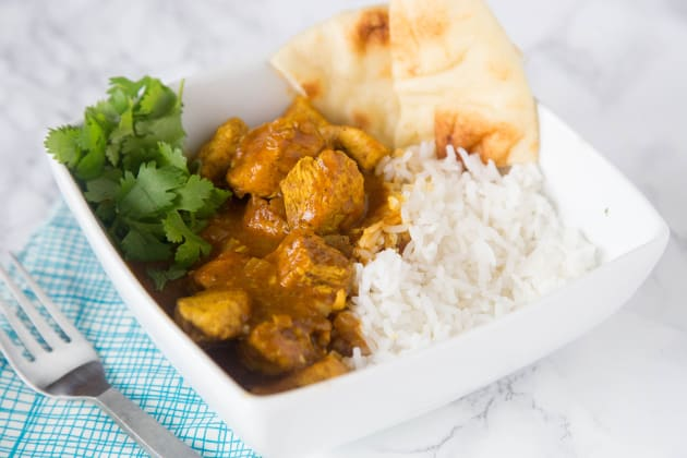 Easy Coconut Chicken Curry Image