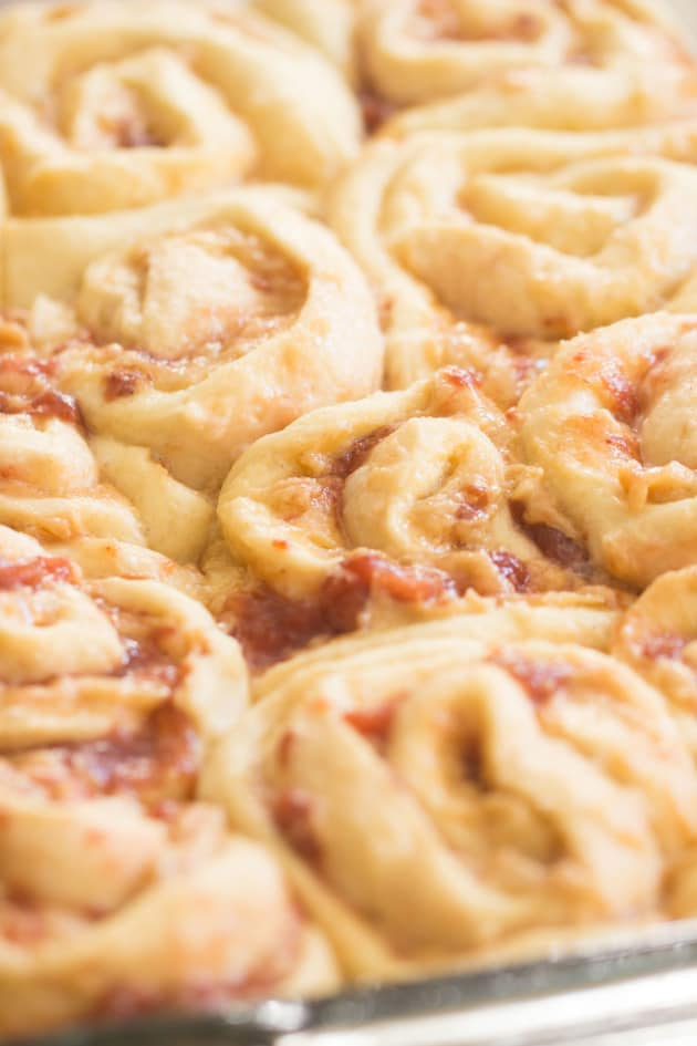 Peanut Butter & Jelly Sweet Rolls Picture