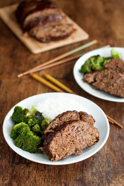 Gluten Free Teriyaki Meatloaf Pic