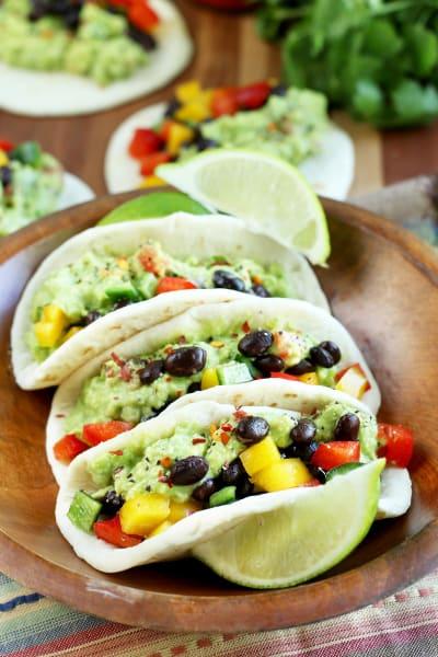 File 3 Guacamole Veggie Tacos