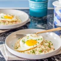 Bacon and Egg Risotto Recipe