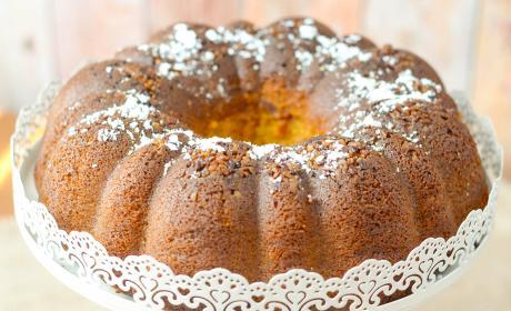 Gluten Free Pumpkin Pie Cake Recipe