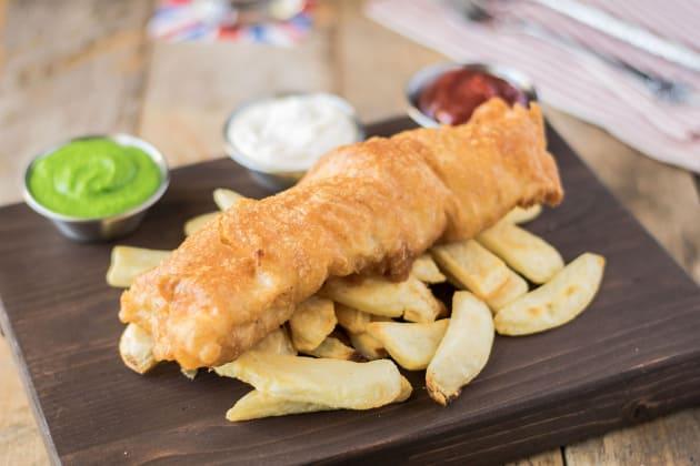 British Fish & Chips Image
