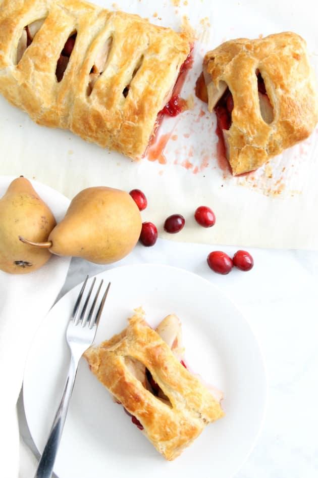 File 1 - Cranberry Pear Strudel