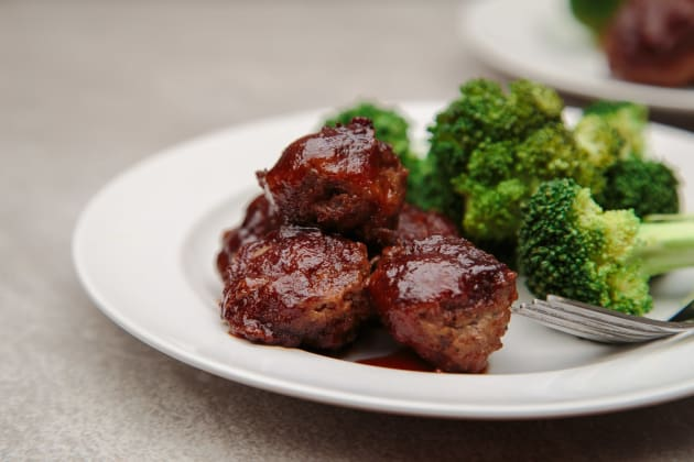 Easy Sweet and Sour Meatballs Photo