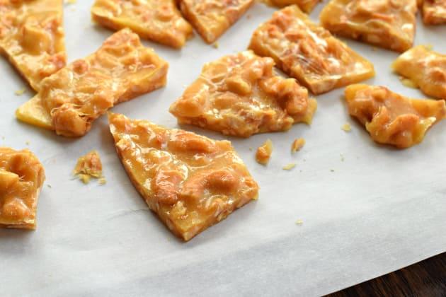 Cashew Brittle Image