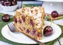 Cherry Zucchini Coffee Cake Recipe
