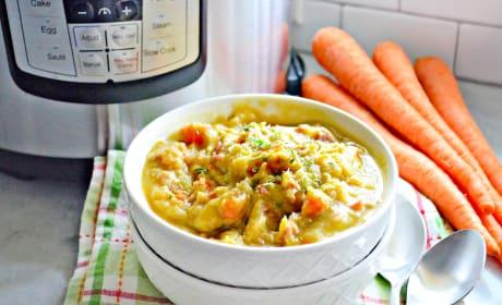 Instant Pot Split Pea Soup Pic