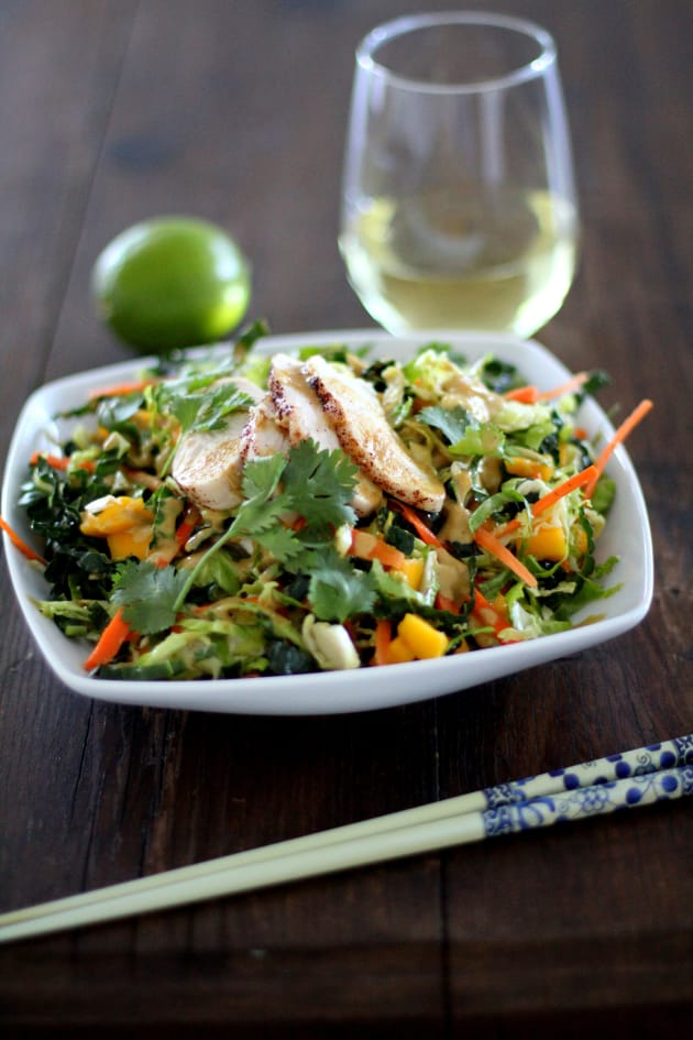 Thai Chopped Chicken Salad Image