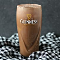 Chocolate Guinness Float Recipe