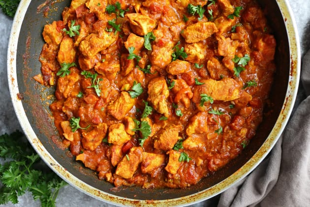 Easy Chicken Curry Photo