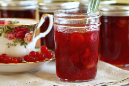 Cherries Jubilee Jam: Celebrate the Royal Family with a Fun Treat