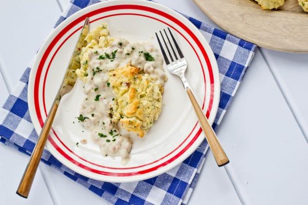 Homemade Sausage Gravy Image