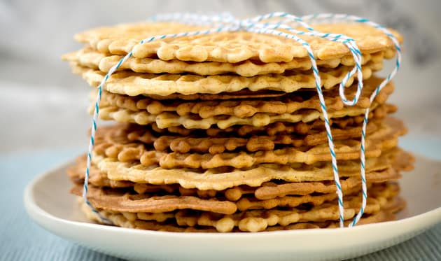 Pizzelle Photo