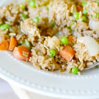 Homemade Fried Rice Recipe