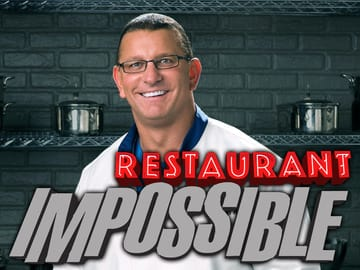 Restaurant: Impossible Logo