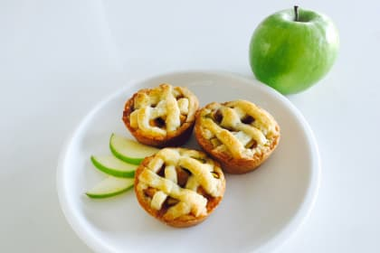Apple Pie Cookie Cups & Foodstirs Giveaway!