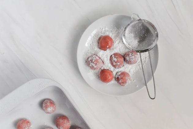 Strawberry Truffles Photo