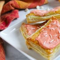 Orange Creamsicle Poptarts Recipe