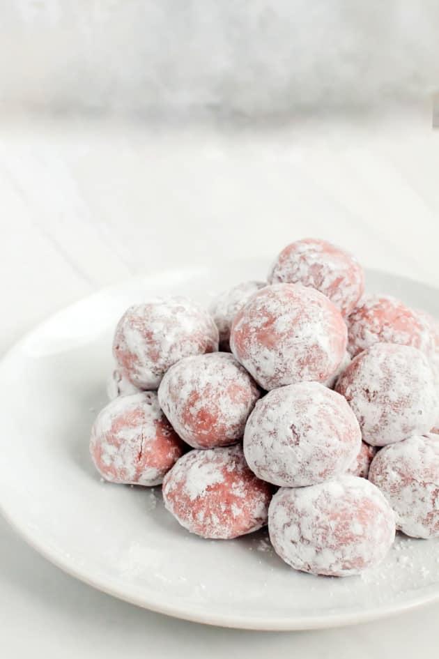 Strawberry Truffles Pic