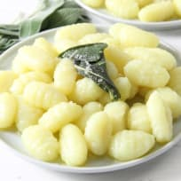 Sage Butter Gnocchi Recipe