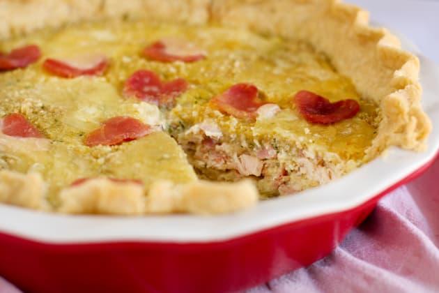 Gluten Free Quiche Image