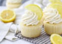 Homemade Lemon Cupcakes Recipe