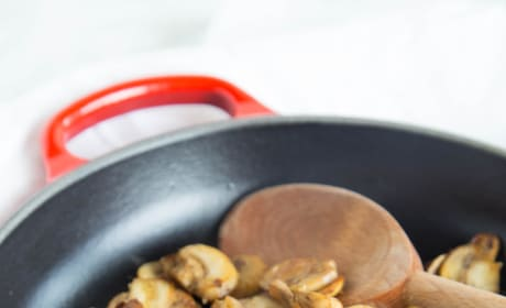 Easy Sautéed Mushrooms Image