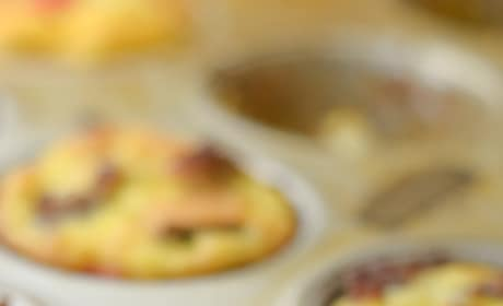 Gluten Free Sweet Potato & Sausage Egg Cups Picture