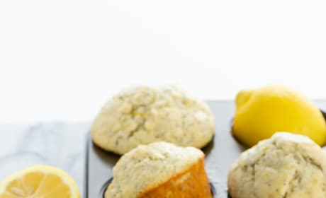 Lemon Poppy Seed Muffins Image