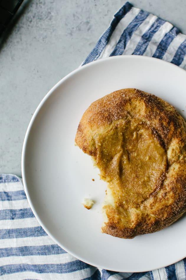 Pumpkin Cream Cheese Brioche Image