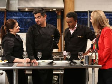 Chopped Review: Big Fish, Small Basket
