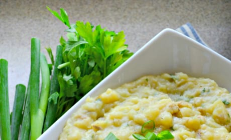 Slow Cooker Mashed Potatoes Picture