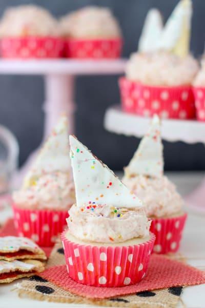 Pop Tart Cupcakes Picture