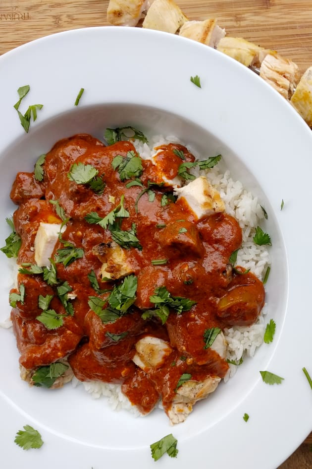 Coconut Chicken Curry Image