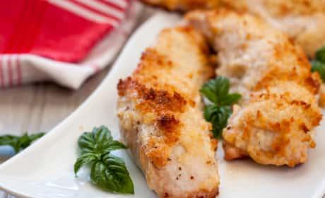 Gluten Free Baked Parmesan Chicken Recipe
