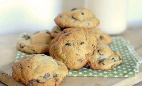 Oreo Stuffed Chocolate Chip Cookies Picture