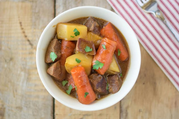 Traditional Irish Stew Picture