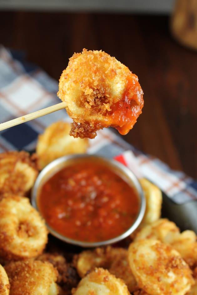 Fried Tortellini Pic