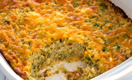 Broccoli Rice Casserole Photo