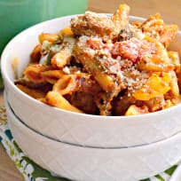 Sausage and Peppers Pasta Recipe