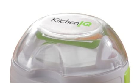 KitchenIQ 3-in-1 Mini Prep Multi Tool