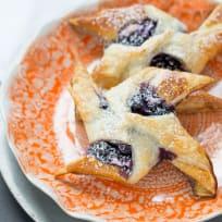 Blueberry Cream Cheese Danish Recipe