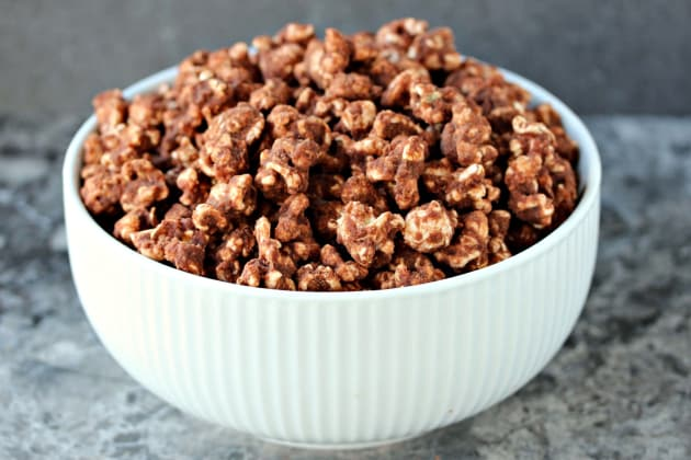 Nutella Popcorn Photo
