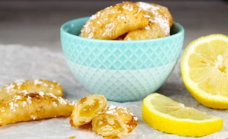 Fried Lemon Hand Pies Recipe