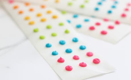 Homemade Candy Buttons Recipe